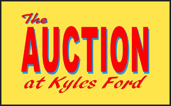 Ford And Ford Auction >> The Auction At Kyles Ford